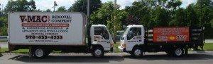 Junk Removal Trucks